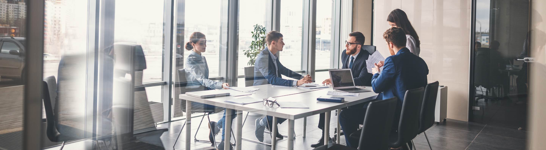 Постановка систем управления компанией